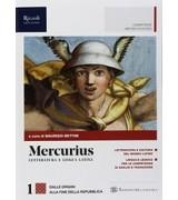 mercurius-letteratura-e-lingua-latina--libro-misto-con-hub-libro-young-vol-1--laborat-traduzion
